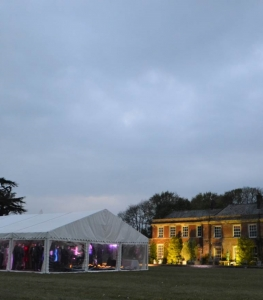 Yarlington House Wedding Night
