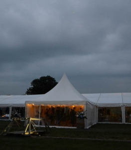 Yarlington Wedding Marquee