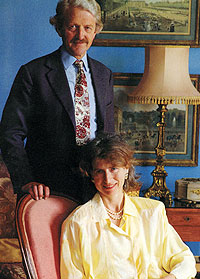 Count & Countess Charles & Carolyn De Salis